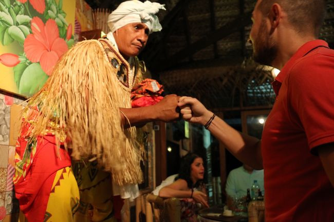Check Chef Tiki Village Village French Polynesia Moorea