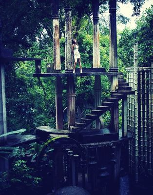 at Xilitla by Gudinni