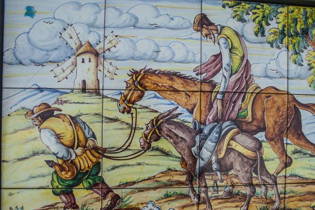 Tiling Art Castilla La Mancha Ceramics Creativity Day Multi Colored No People Pottery Pottery Talavera Quixote Talavera De La Reina