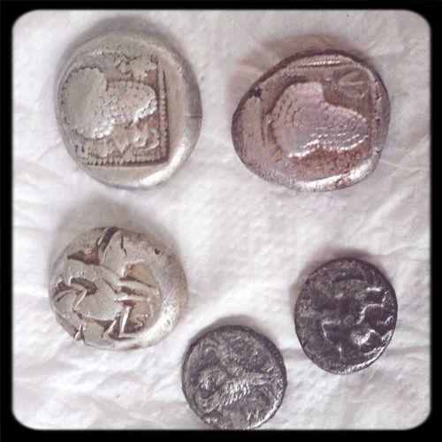 Ancient Coins Turkey