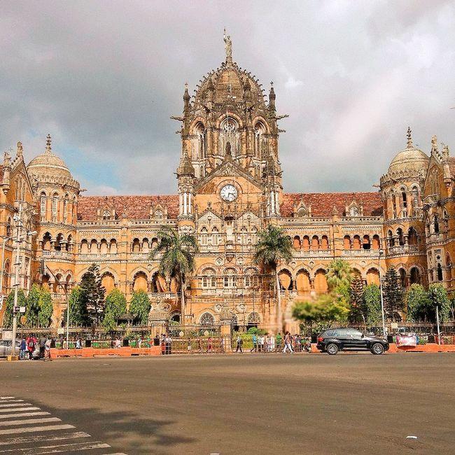 Mumbai Bombay Travel Monsoon India Pictureoftheday