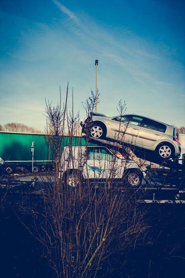 Transport Accident Car Service Cars Crash Demolition Recovery Recovery Truck Transport Transportation Wrecker