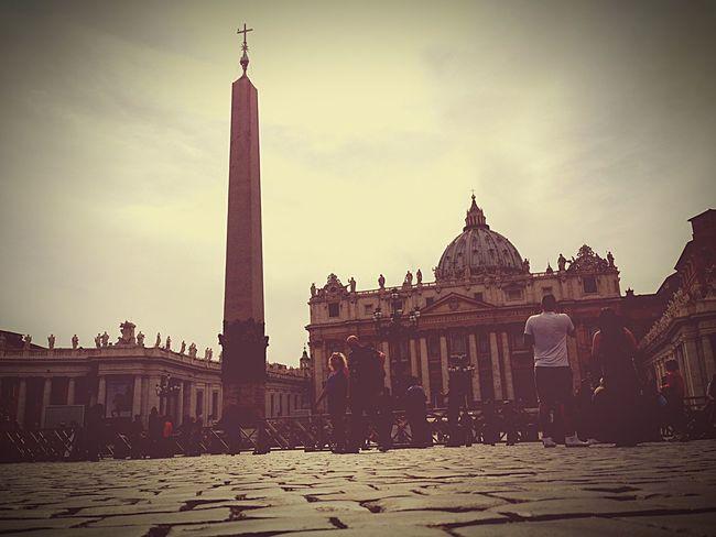 Magnifique voyage de rethos 👌 Voyage Rome Vatican Friends First Eyeem Photo