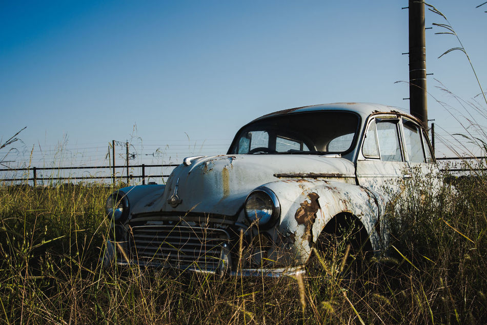 old car Car Damaged Land Vehicle Old Old Ruin Outdoors Ruined The Past