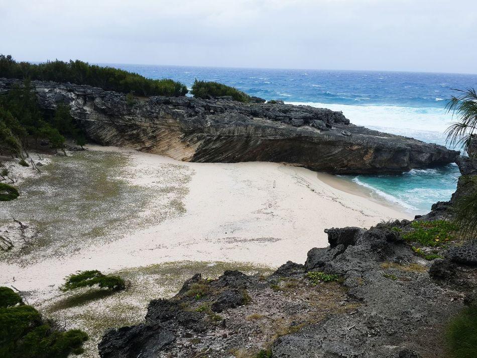 Nature Photography Seashore Cliffview