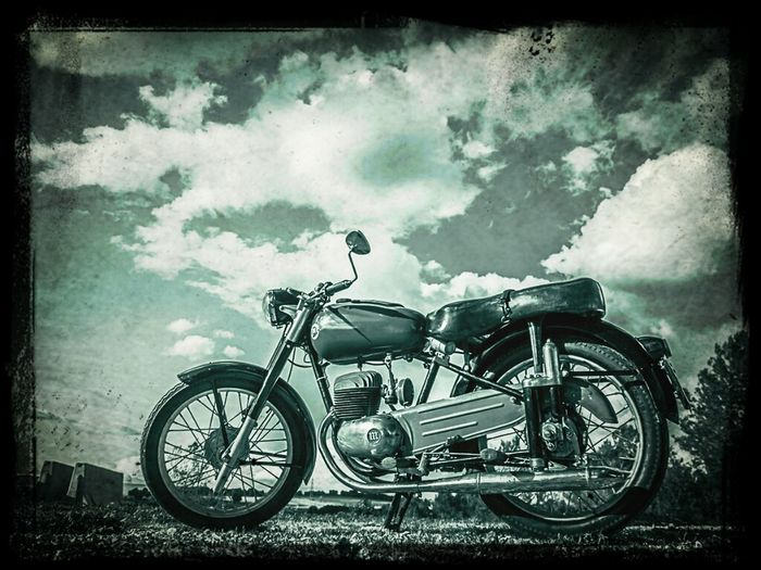 Photography Motorcycles Motorcycle Oldie