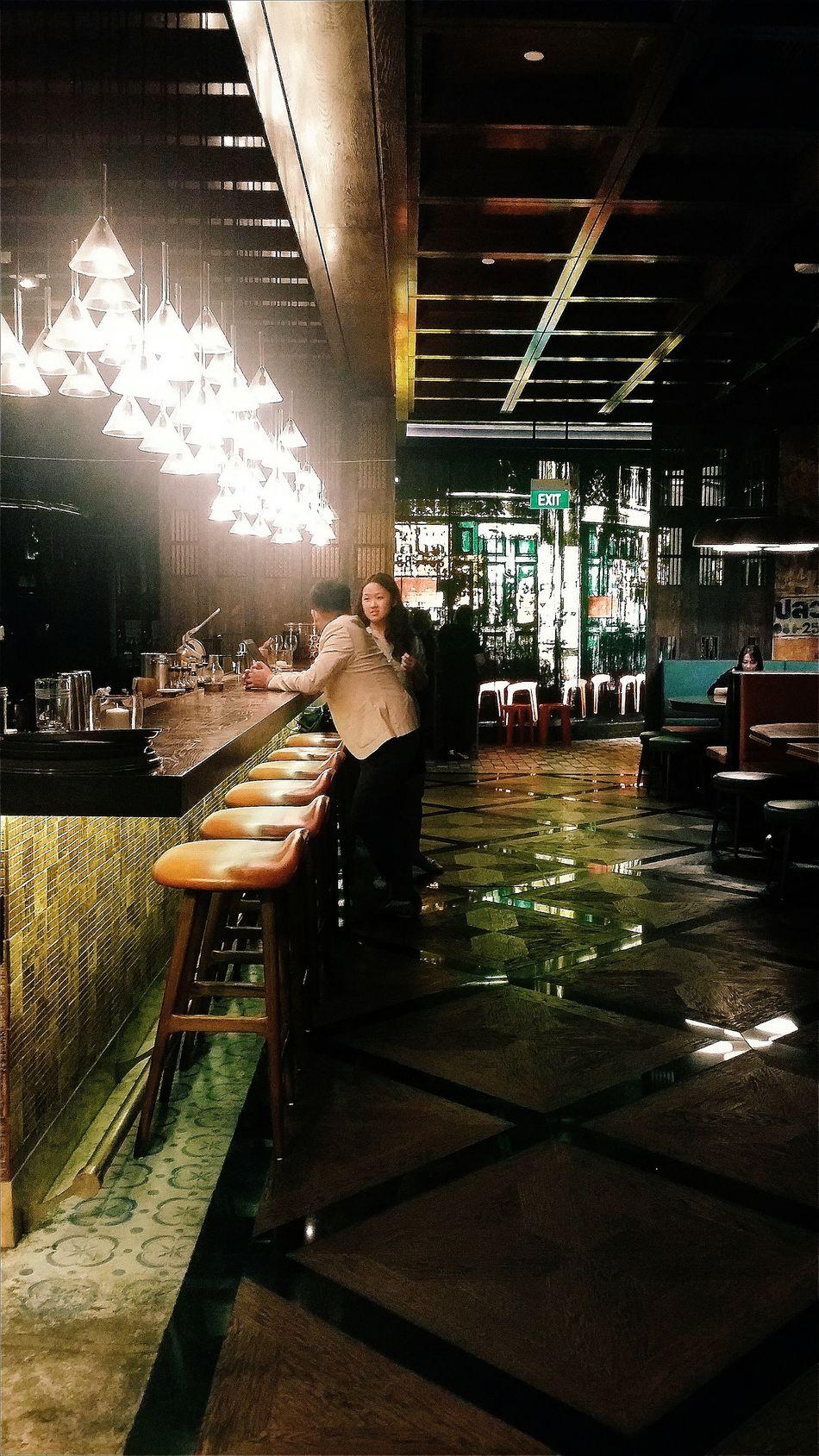Interior Design Long Chim Thai Restaurant Restaurant ASIA Southeast Asia Singapore
