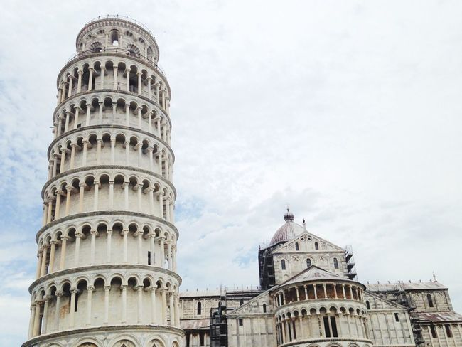 Pisa Italia Architecture