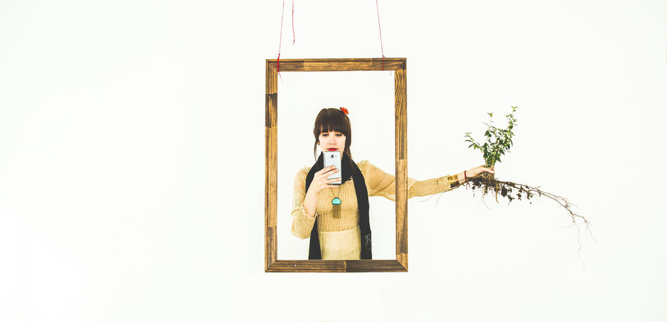 Artistic Creative Creative Photography Creative Shots Creativity Indoors  Internet Addiction Lifestyles Nature Plant