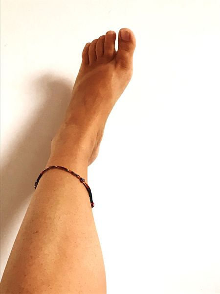 Relaxing time Me Time ♥ Relaxing Times EyeEm Selects Human Leg Barefoot Low Section Human Skin Lying Down Studio Shot White Background Indoors  Anklet Pride 2017 Pride Anklet Tanned Skin Stretches Against The Wall Hamstring Stretch Ladies Leg Love Yourself