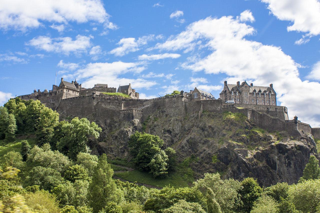 Beautiful stock photos of scotland, Architecture, Building Exterior, Built Structure, Castle
