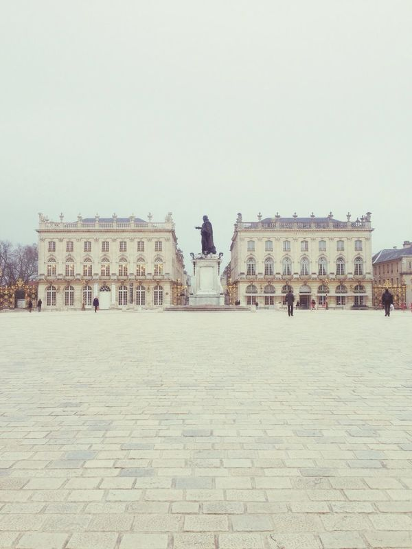 On My Way Going To Work Place Stanislas