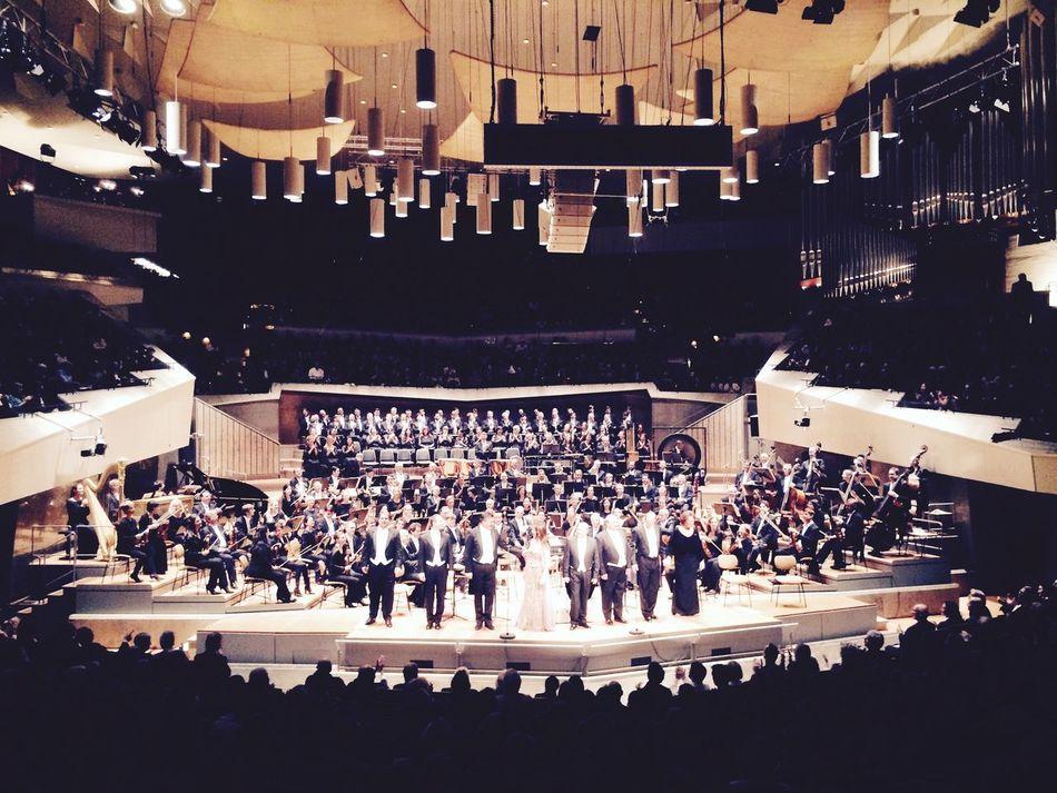 Philharmonie Berlin - Konzert Deutsches Symphonie Orchester First Eyeem Photo