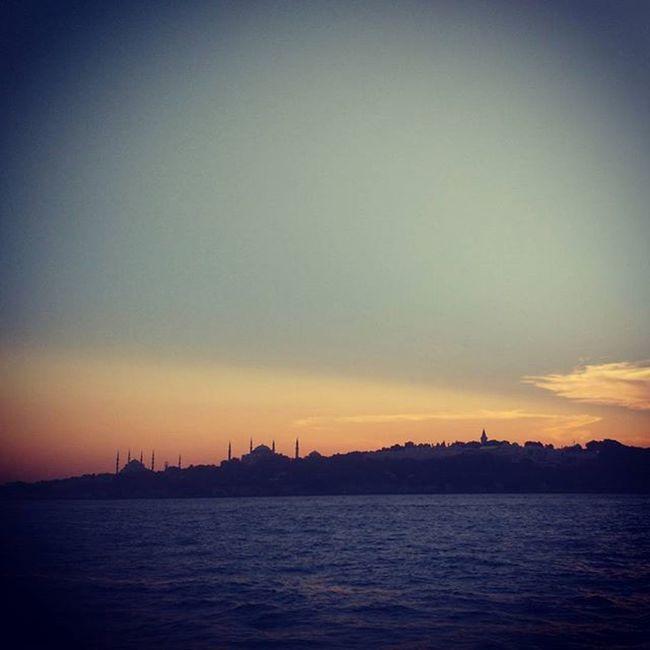 Istanbul Hagiasophia  Turk Turkish Sultanahmet Topkapipalace Topkapi Palace Mosque Sliuet