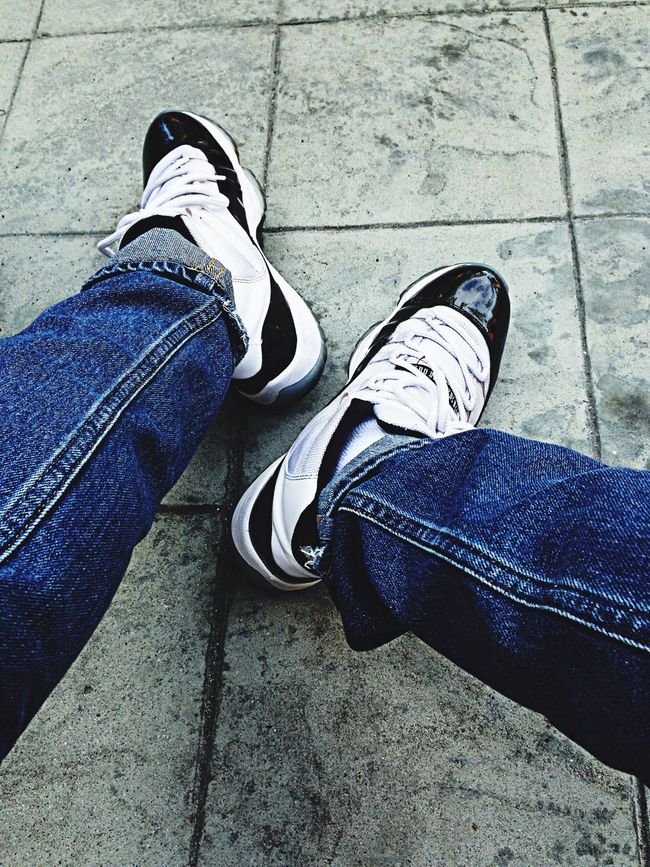 Concords type of day Concords Jordans Jordans On My Feet  Nike