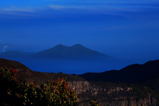 Salak Montain in the morning Bogor INDONESIA Montain  Nature Nature Photography Photography Vulcano First Eyeem Photo