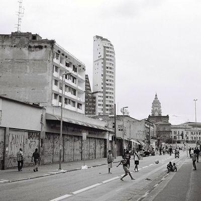 Brasil Brazil Cymera Contax Cymeraapp T3 Blackandwhite Saopaulo City People Luz