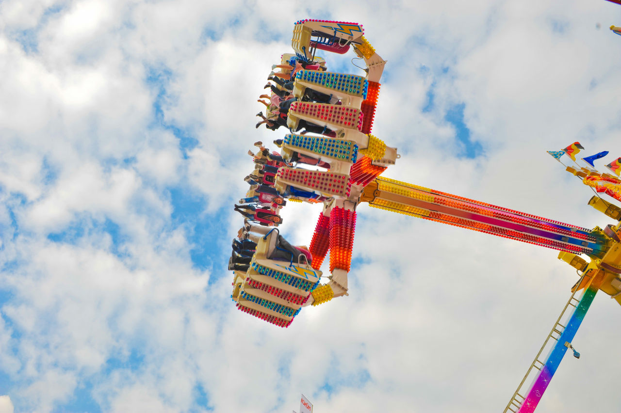 Beautiful stock photos of cool, Adrenaline, Amusement, Bright, Carnival