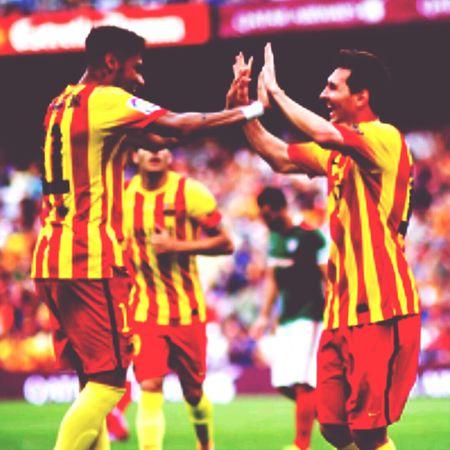 Neymar Jr & Leo Messi  THE BEST IN THE WORLD :$