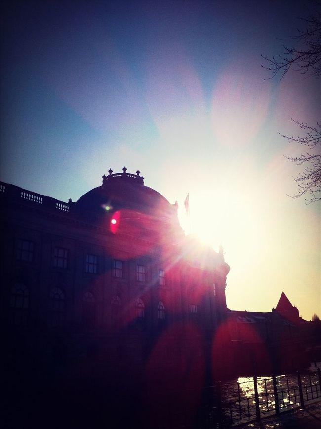 Feeling The Sun