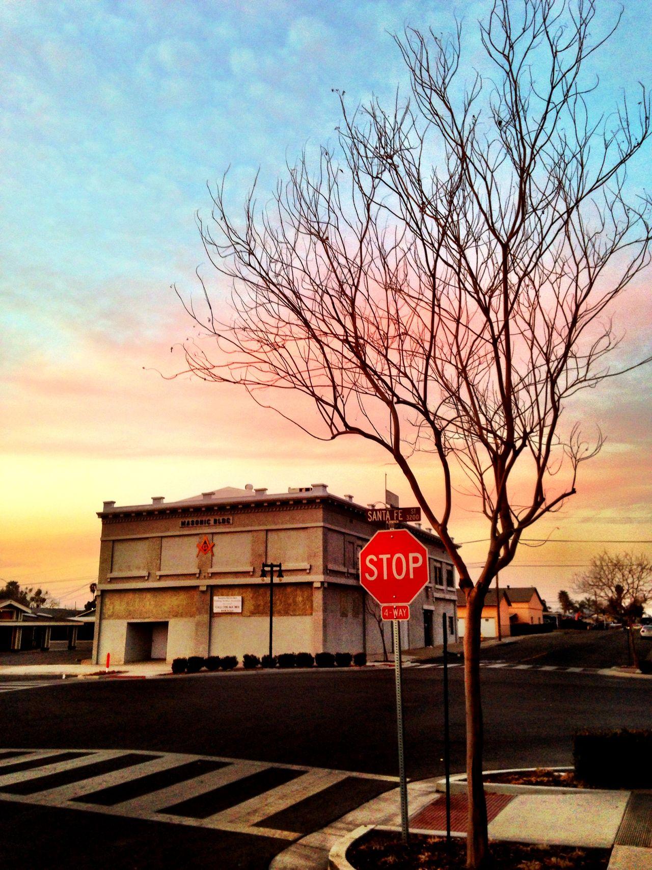 Santa Fe Ave. Riverbank, CA 2016© Street Photography Skyphotography Townphotography Riverbank California