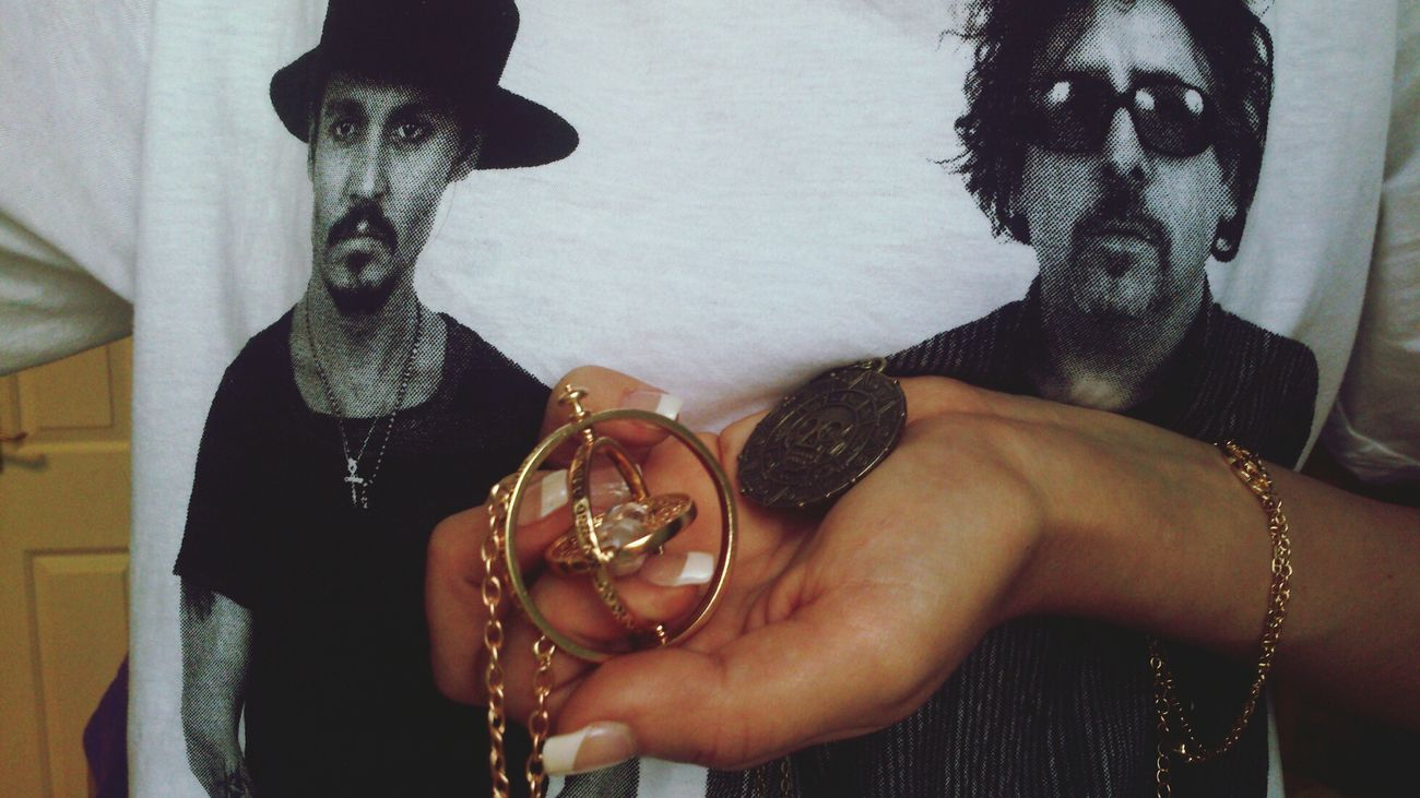 100happydayschallenge 5. Buying Stuff With Meaning Johnny Depp Tim Burton