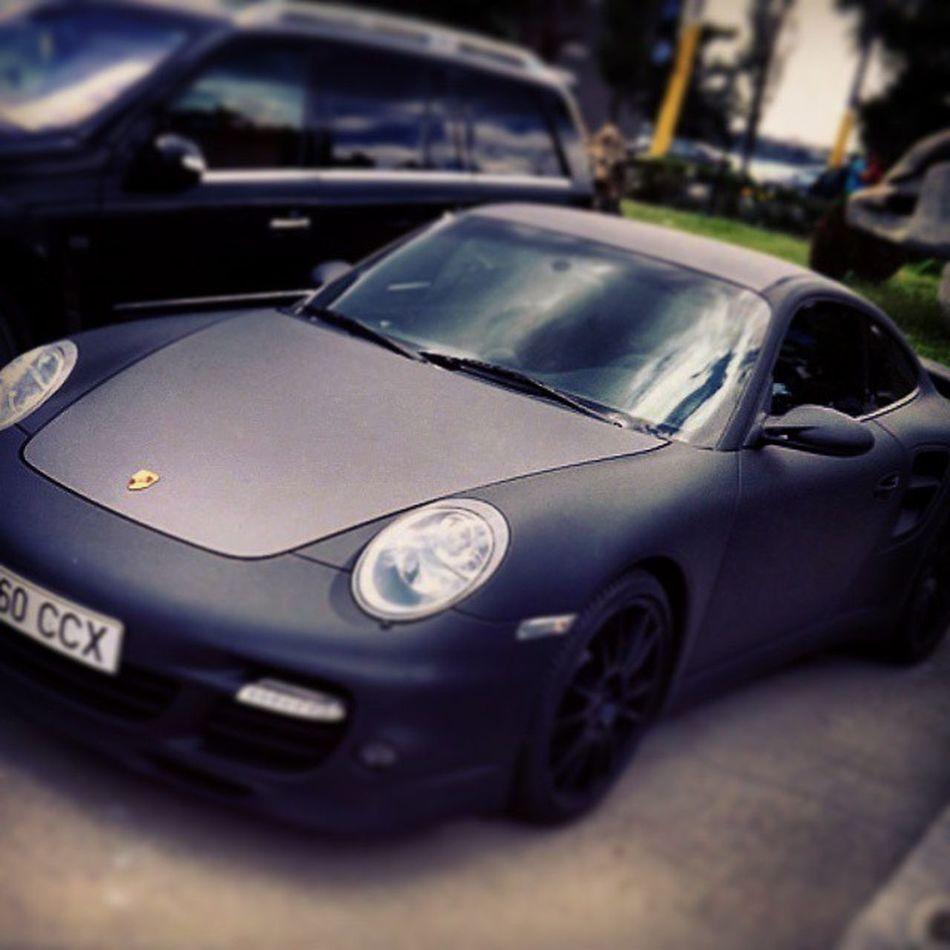 new paint for the car Porsche Porscheclub Grottammare