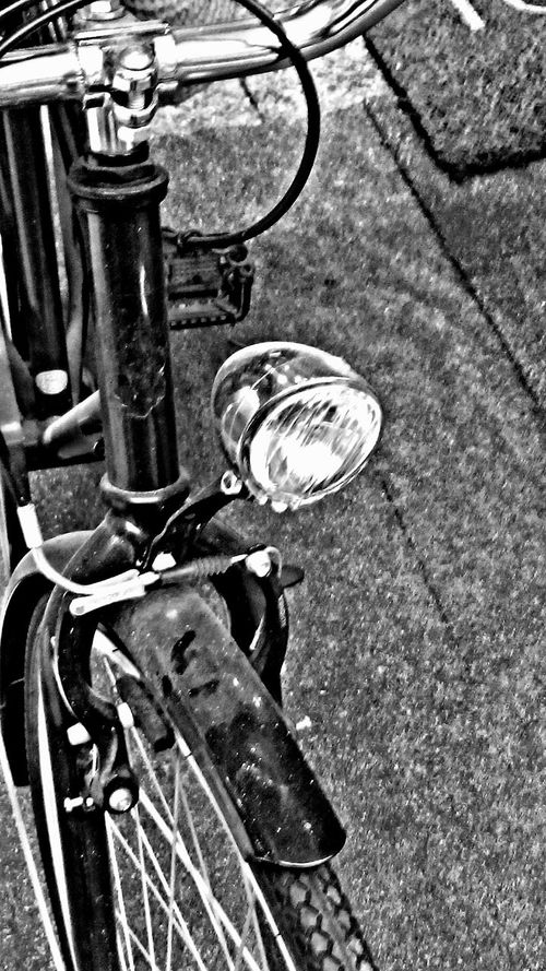 Eyeem Bycicle Bycicle Headlight Black & White EyeEm Best Shots - Black + White B&w Photography EyeEmBestPics Check This Out Eye4photography  Eyeemphotography EyeEm Best Shots EyeEm The Best Shots EyeEm Gallery Popular Photos