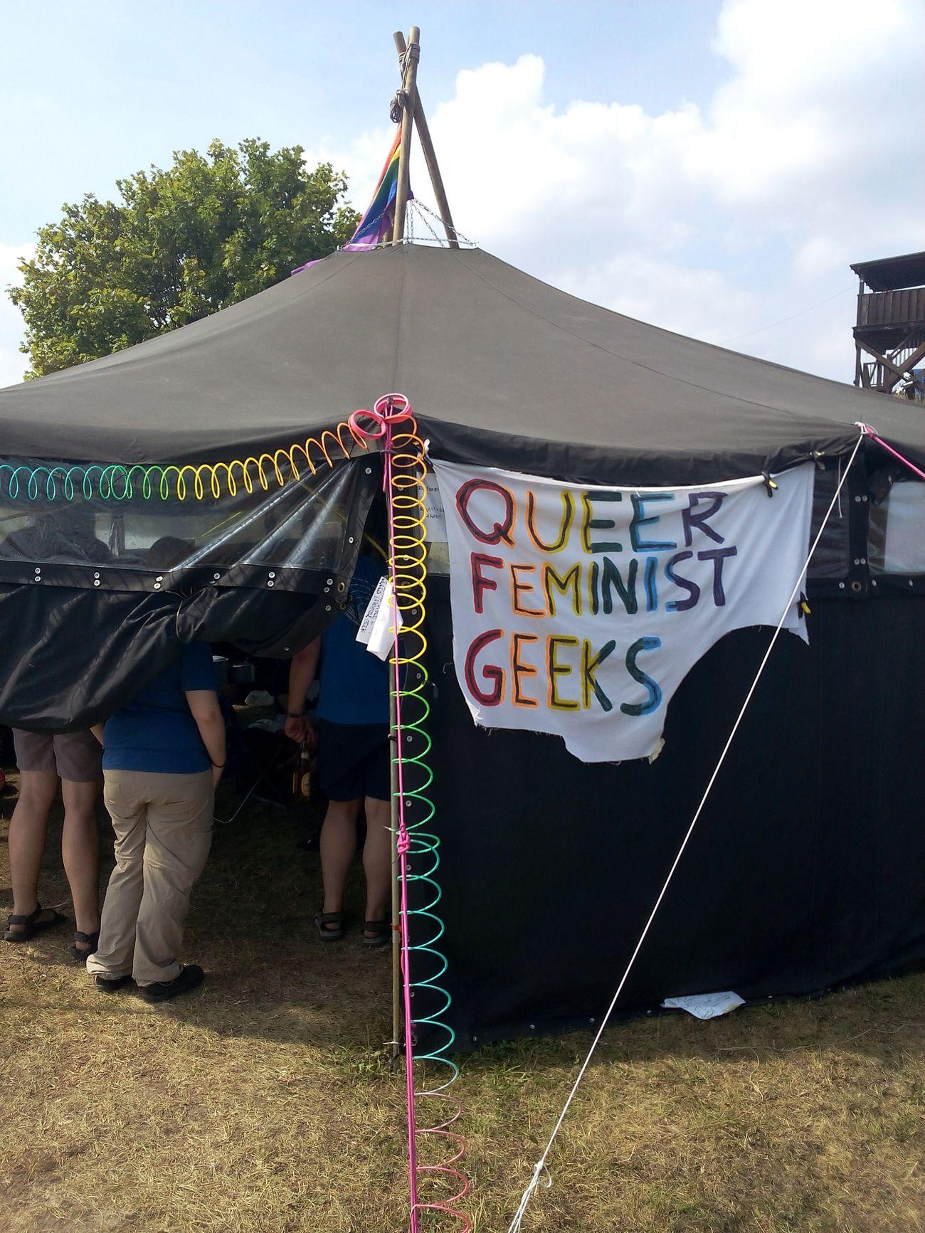 Queer Feminist Geeks Cccamp15 CCCamp
