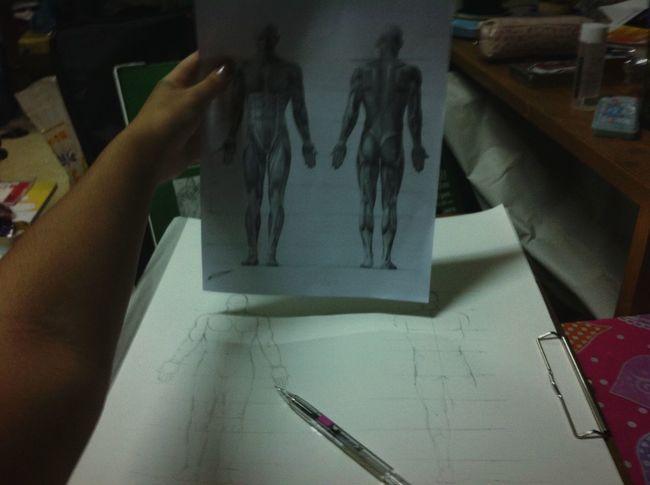 Doing Homework ☺️