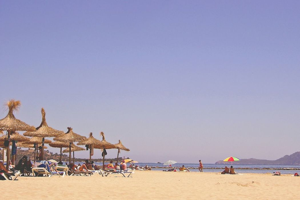 Mallorca Summer Beach Beach Photography Goodlife Coast Vacation Travel Summertime SPAIN Sea Azur Pastel Power Sun Sunny Day Good Times Popular EyeEm Bestseller Bestseller  Our Best Pics The Great Outdoors - 2016 EyeEm Awards Live For The Story
