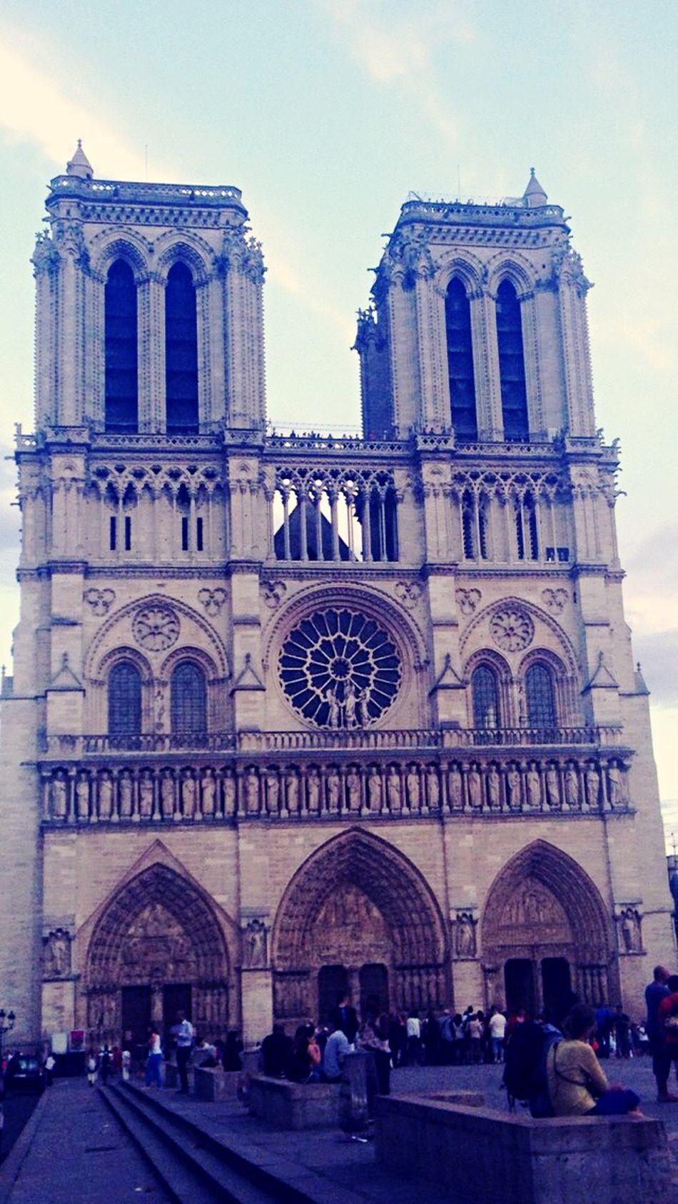 Notre Dame De Paris ❤️