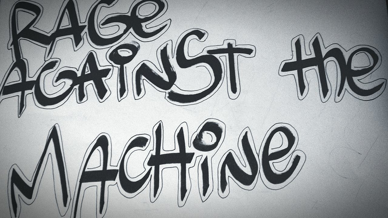 Indoors  No People Rage Against The Machine Best Band Ever Metal Music Music Is My Life Love Them Art Graffiti Art