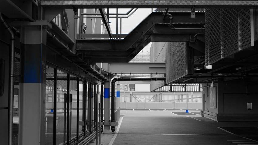 Architecture City Parking Structure Urban