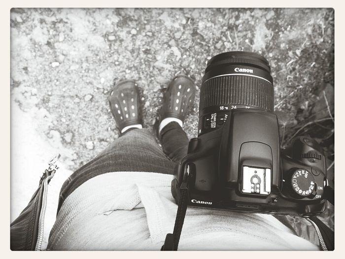 Relaxing Taking Photos Hi! That's Me