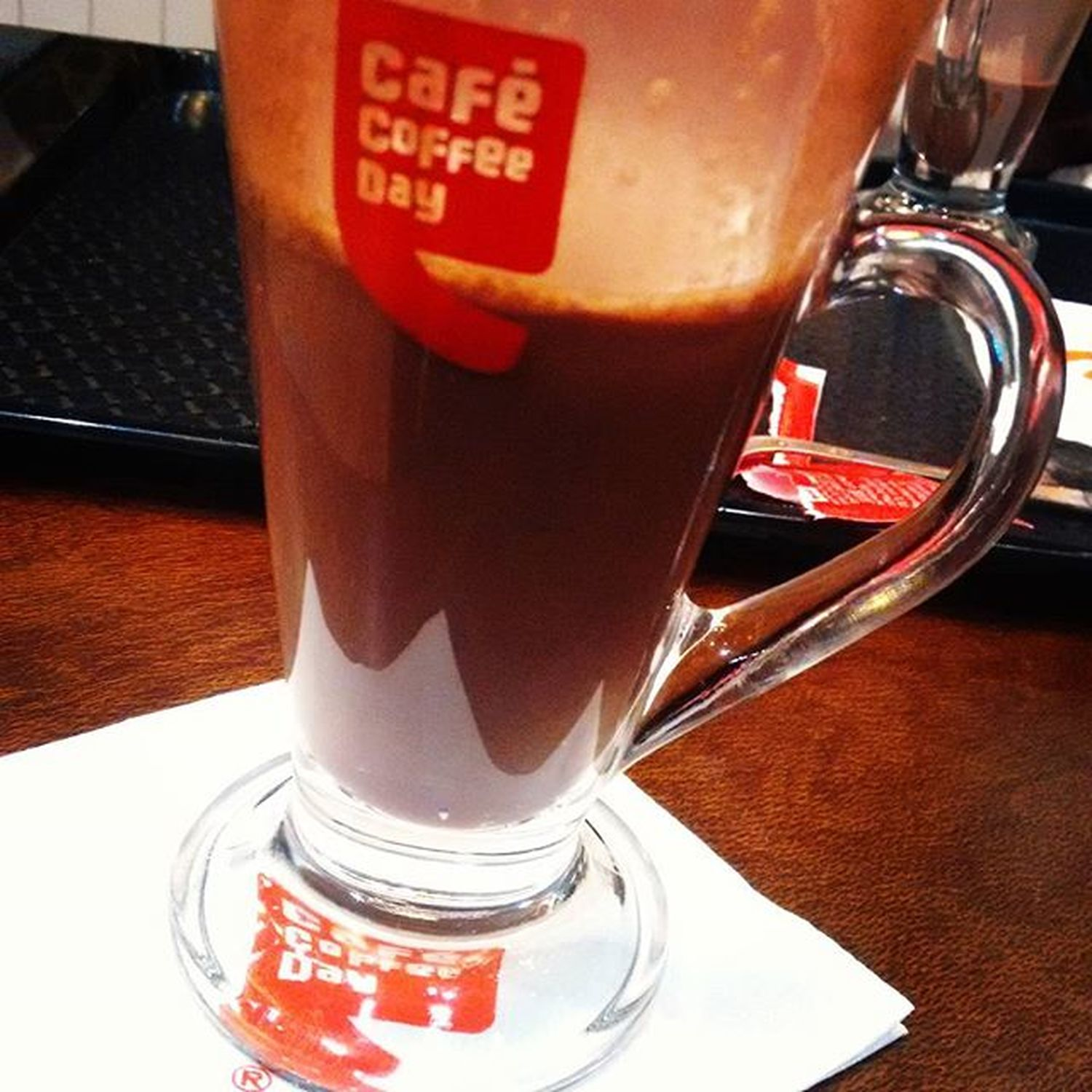 Cafecoffeeday Chocolate Coffee Nagpurinstagrammers😎👌