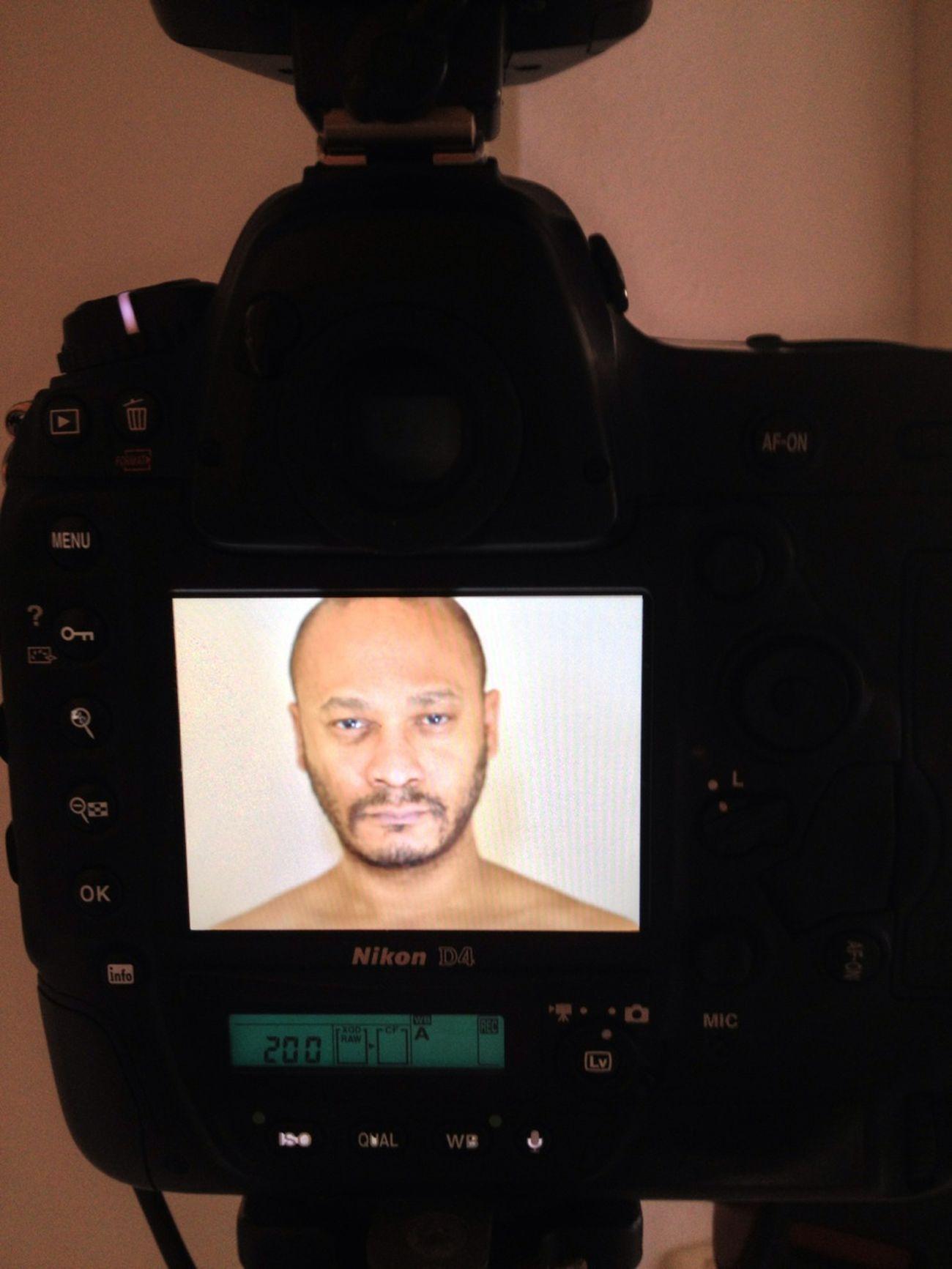 Making Self Portraits While Contemplating Life #nikon #nikond4 #d4 #autoportrait