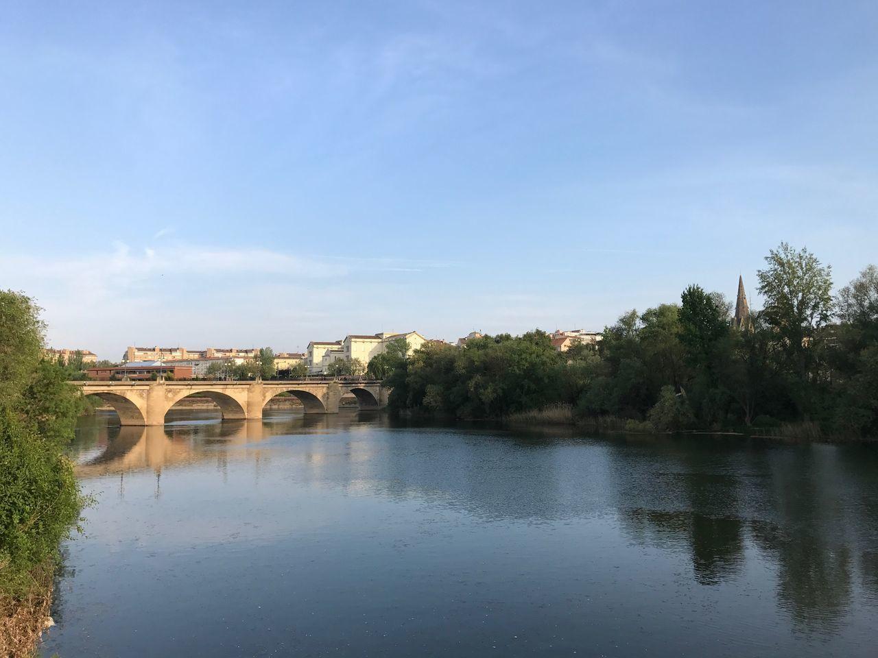 Puente Logroño Logronyo Logroño Puente Calledelpuente PuenteDePiedra
