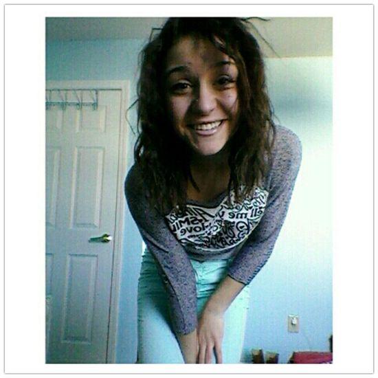my hair's crazyyy