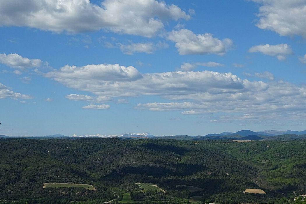 Cloud - Sky Nature Paysage De France Mountain Snow Nature Beauty In Nature Blue Sky Montagnes 🌲🍃 Alpes-de-Haute-Provence Neige ❄ Nuages Et Ciel Nuages