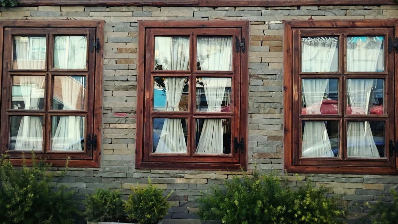 window, architecture, building exterior, built structure, day, wood - material, no people, outdoors