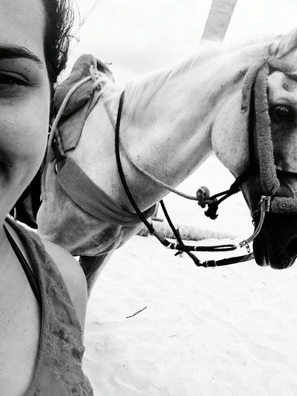 Cumbuco Cumbucobeach Horse Cavalo Relaxing Enjoying Life Brazil Brasil