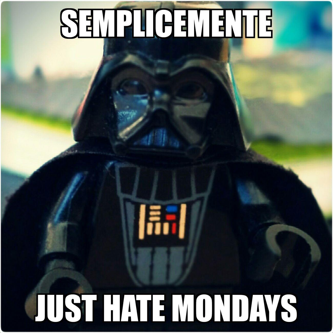 My Desk Office Hate Mondays