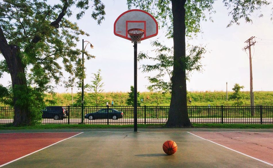 Beautiful stock photos of basketball, Absence, Basketball, Basketball Hoop, Car