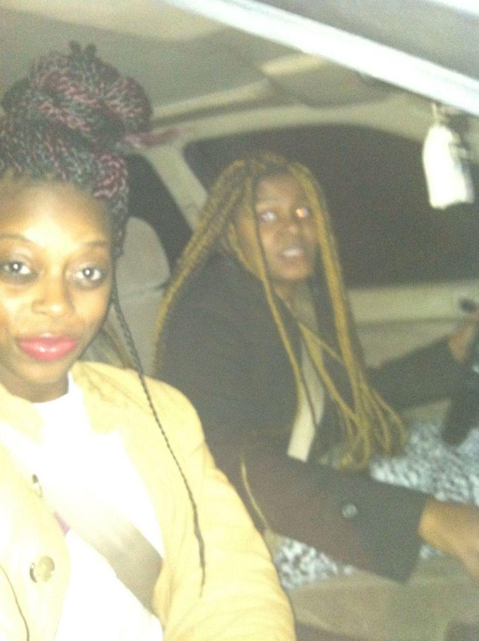 She The Driver Im The Shoota