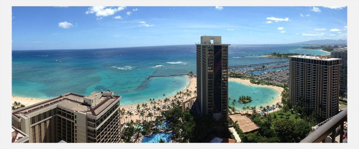 Hilton Staycation Hawaii Nofilter