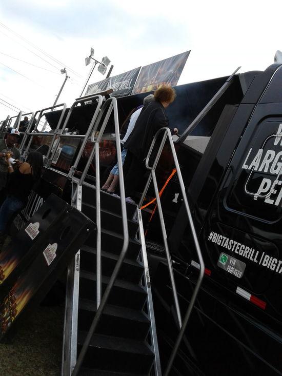 Food Johnsonville Big Rigs Carolina Country Music Festival Road Trippin'