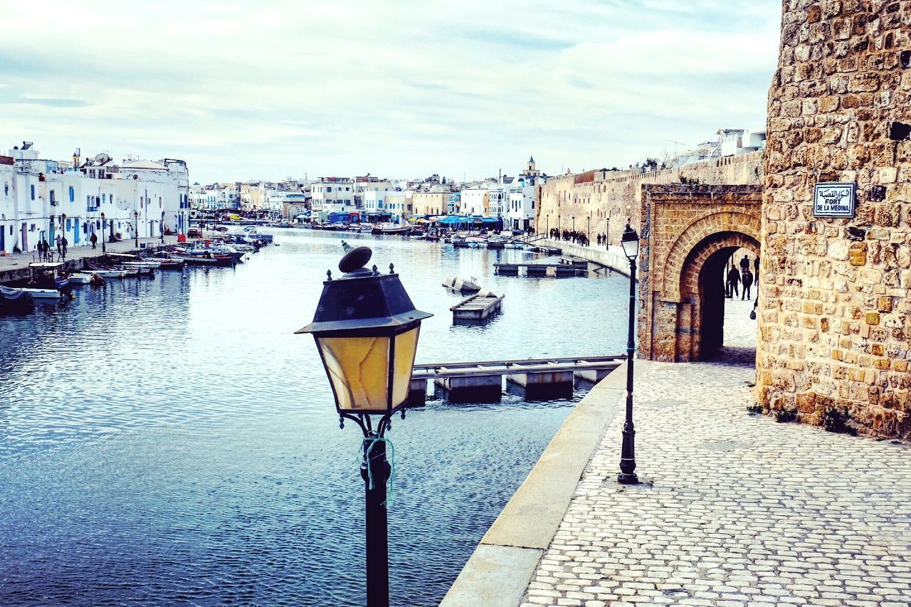 Tunisia <3 Artistic View Bizerte #love Vieux Port Sunny Day