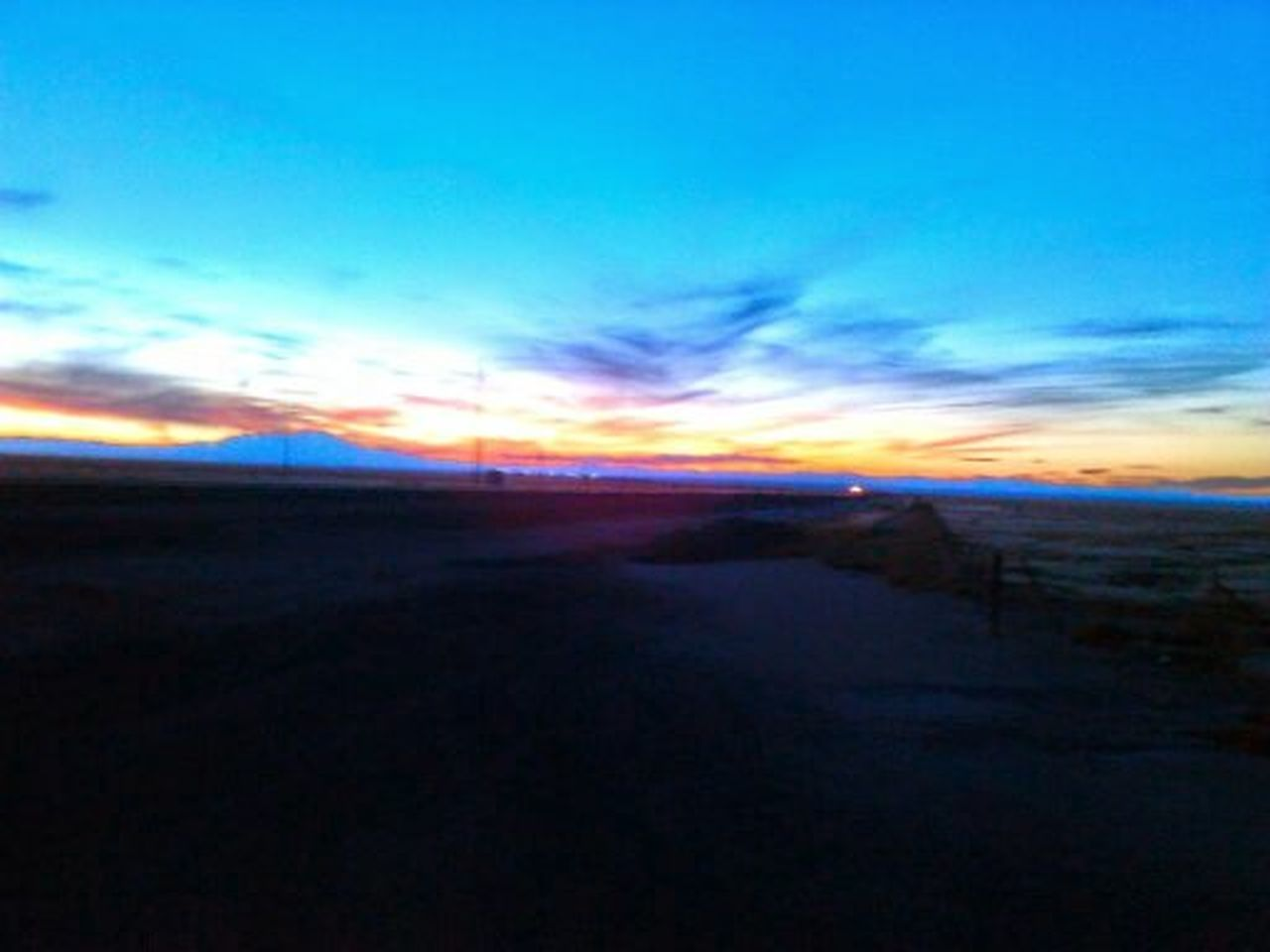 Mountainair, NM Sunset Sunset Cloud - Sky Nature Sky Scenics Beauty In Nature Dramatic Sky No People Outdoors Beach