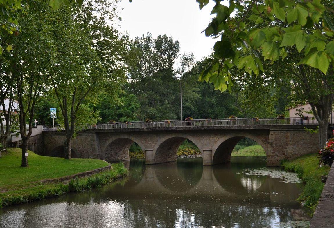 Arch Arch Bridge Architecture Bridge Bridge - Man Made Structure Old Arch Bridge Old Bridge Reflection Reflections In The Water River